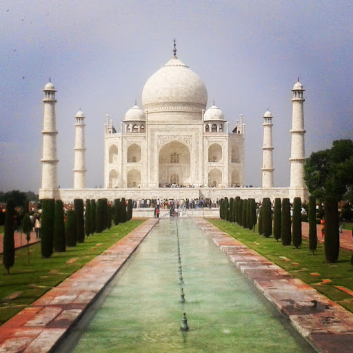 An Eternal Love Story The Taj Mahal Luxeified